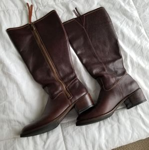 Lucky Brand Knee Length Boots